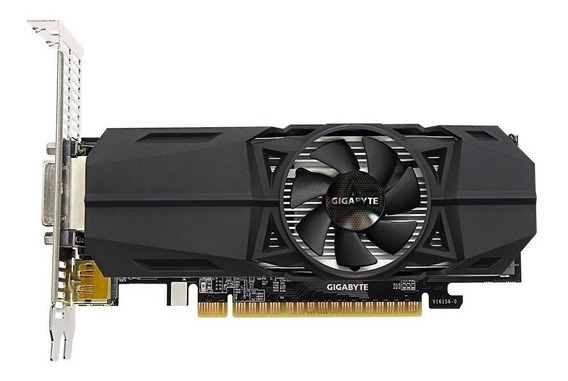 Placa Video Gigabyte Gtx 1050ti 4gb Ddr5 128bit Hdmi Dp Dvi