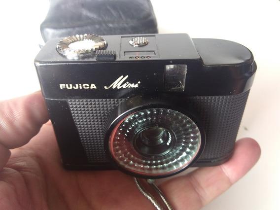 Câmera Fujica Mini Fuji Photo Film Made In Japan / Rara