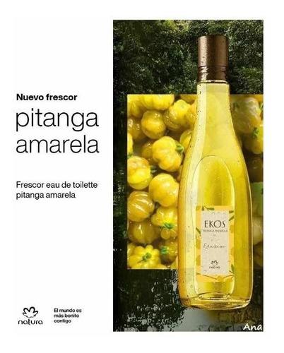 Frescor Pitanga Amarella Natura Ekos