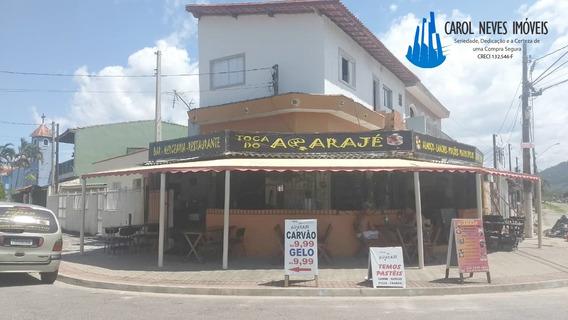 3391 - Passa-se Ponto Comercial Para Restaurante