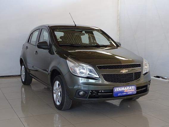 Chevrolet Agile 1.4 8v Ltz (7110)