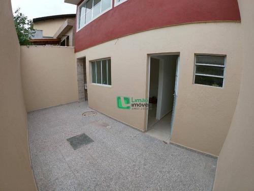 Imagem 1 de 21 de Casa Com 1 Dormitório Para Alugar, 60 M² Por R$ 1.300,00/mês - Limão (zona Norte) - São Paulo/sp - Ca0520
