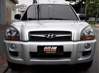 Hyundai Tucson 2.0 Mpfi Gl 16v 2wd Gasolina Automático