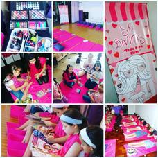 Spa De Nenas, Pijamada Y Maquillaje Artistico
