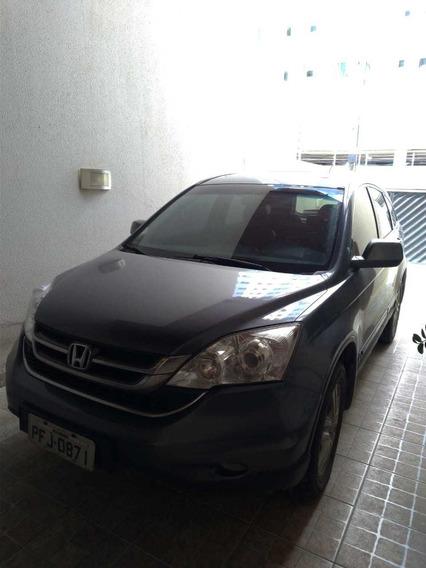 Honda Cr-v 2.0 4x4 Exl Automática - Completíssima