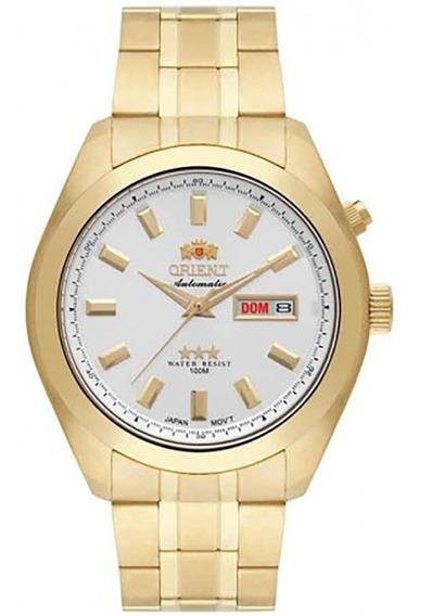 Relógio Orient Masculino Automatic 469gp075 S1kx