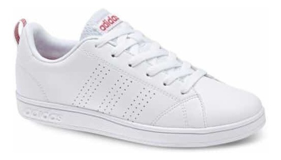 Tenis adidas Vs Advantage Blancos Niña 2589800 And.dep