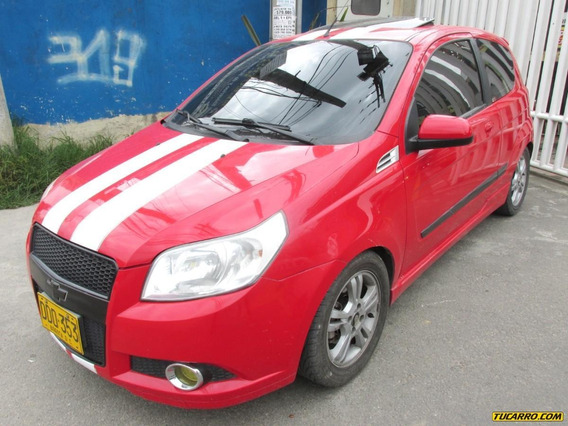 Chevrolet Aveo Gti Emotion Transformers