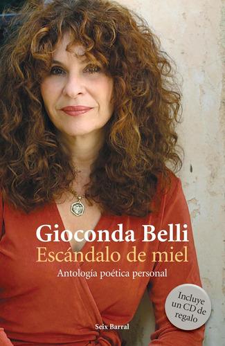 Imagen 1 de 3 de Escándalo De Miel De Gioconda Belli - Seix Barral