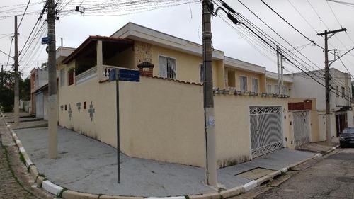 Imagem 1 de 30 de Sobrado Com 3 Dormitórios À Venda, 105 M² Por R$ 585.000,00 - Vila Guilhermina - São Paulo/sp - So1140
