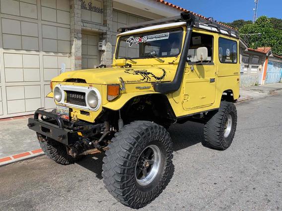 Toyota Fj 40 1976