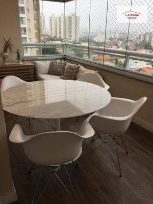 Apartamento Com 3 Dormitórios À Venda, 102 M² Por R$ 870.000 - Jaguaré - São Paulo/sp - Ap2123