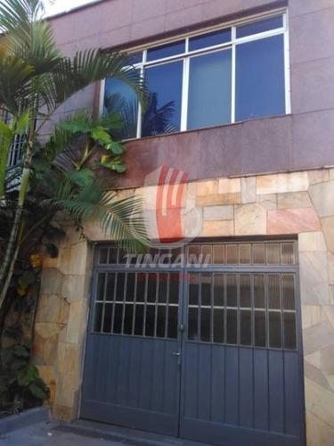 Imagem 1 de 21 de Sobrado Para Locação No Bairro Vila Regente Feijó, 5 Salas -  4 Vagas, 260 M - 3036