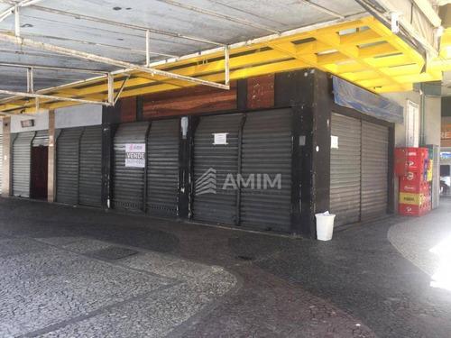 Loja À Venda, 60 M² Por R$ 440.000,00 - Piratininga - Niterói/rj - Lo0023