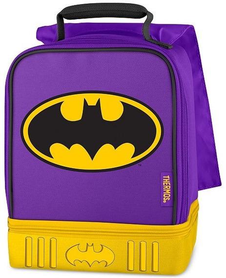 Lonchera O Mochila De Almuerzo Batgirl Niñas Envio Gratis
