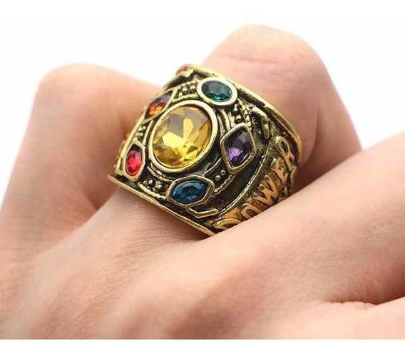 Anillo Thanos Gemas Nuevo Avengers Infinito