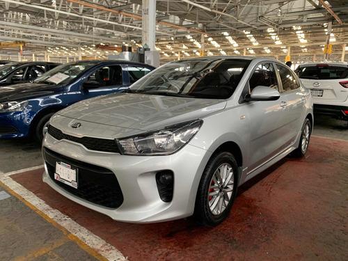 Imagen 1 de 14 de Kia Rio 1.6 Lx Sedan Mt 2018
