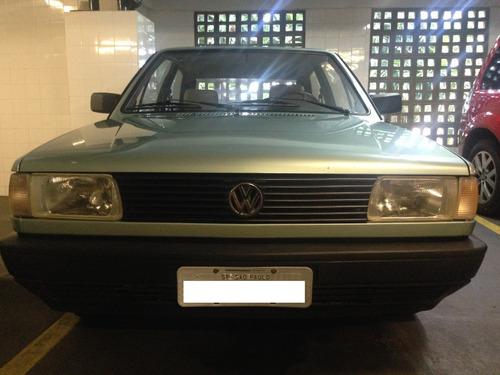 Gol Cl 1992 Série Edition Motor Ap 1.8 Gasolina