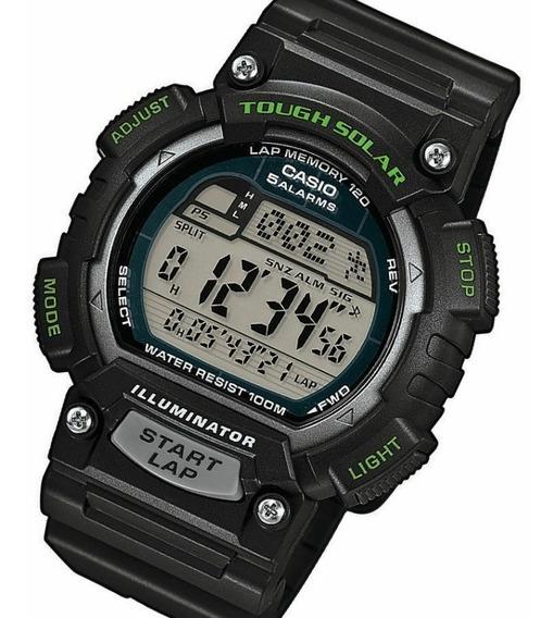 Reloj Casio Outgear Tough Solar Runner Stl-s100h-1av
