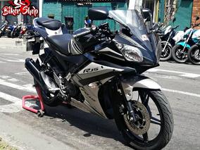 Yamaha R 15 Modelo 2014 Exelente Estado Biker Shop