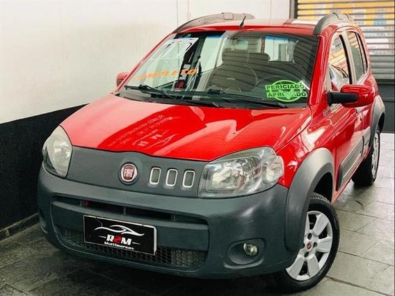 Fiat Uno Way 1.4 8v (flex) 4p Manual
