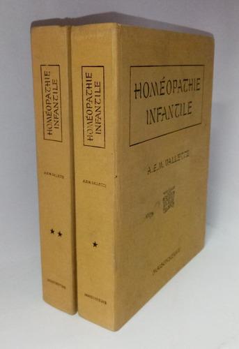 Libro Homéopachie Infancile