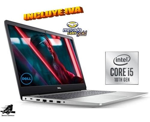 Laptop Portatil Dell Core I5 10ma Gen 8gb 1tb Led 15.6