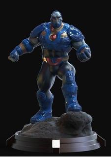 Archivos Stl De Impresión 3d - Darkseid Titan Dc Comic
