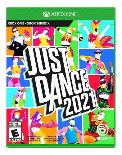 Just Dance 2021 Standard Edition Ubisoft Xbox One Físico