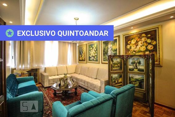 Apartamento No 2º Andar Mobiliado Com 4 Dormitórios E 2 Garagens - Id: 892978591 - 278591