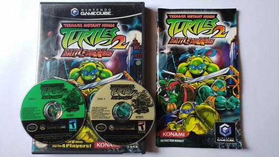 Teenage Mutant Ninja Turtles 2 Battle Nexus Americano! Jogão