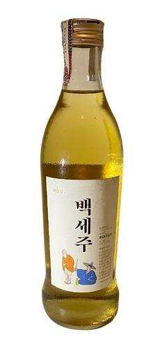 Imagem 1 de 1 de Sake Coreano Bek Se Ju 375ml Coreia