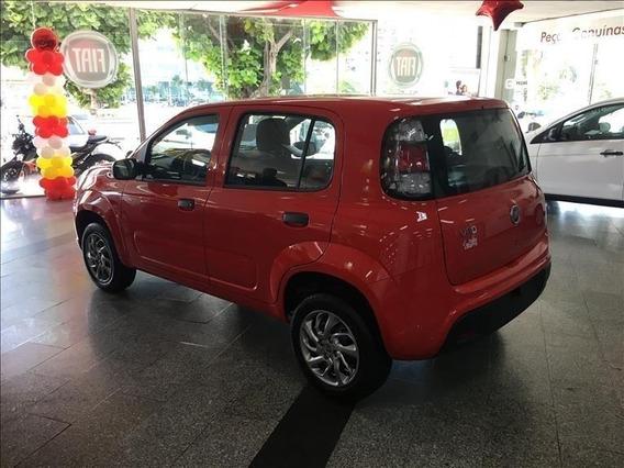 _ Fiat Uno Attractive 100 % Financiado!!!
