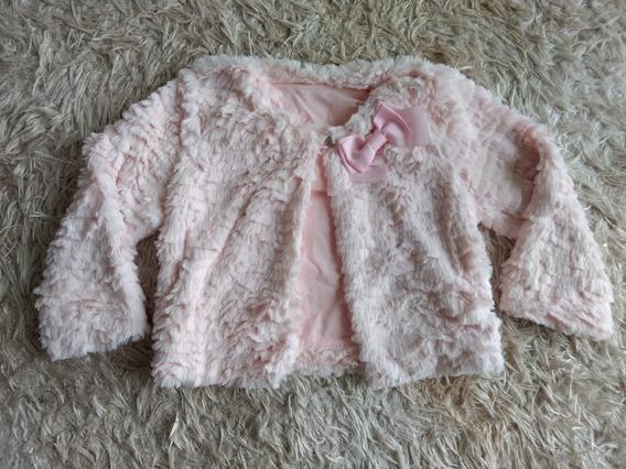 Jaqueta Casaco Infantil Inverno Fakini Menina Feminino