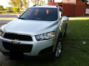 Chevrolet Captiva 2.4 Ls Mt Fwd 167cv
