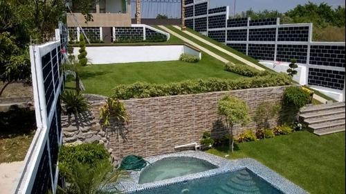 Jardin De Eventos En José G Parres / Jiutepec - Isa-7-ja