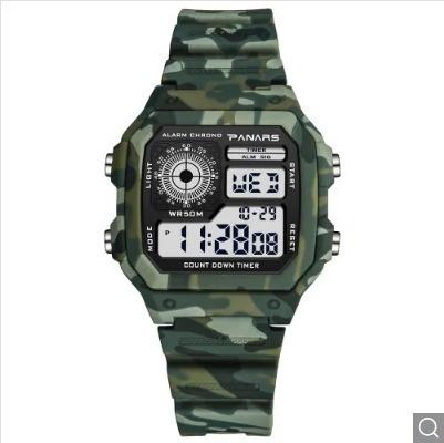 Relógio Militar Barato, Aprova D
