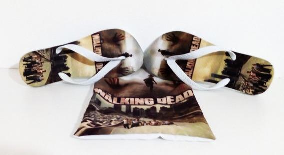 Chinelo The Walking Dead 003