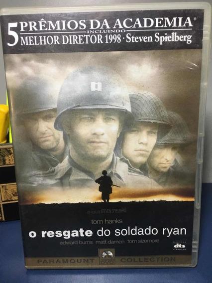O Resgate Do Soldado Ryan - Dvd Original - Rf 11