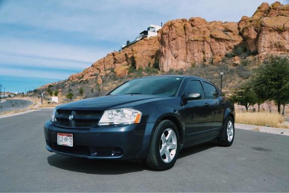 Dodge Avenger 2.4 Se X At 2008