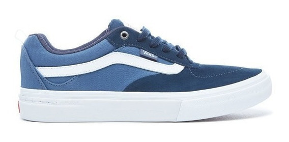 Zapatillas Vans Mod Kyle Walker Pro Navy!! 100% Original!