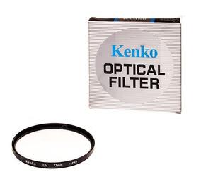 Filtro Uv Kenko P/ Lente Nikon 17-35mm F/2.8 D Af-s Rosca 77