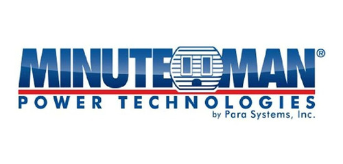 Minuteman Ups Dry Contact Y Tarjeta De Rele Programable Par