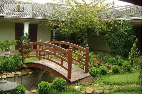 Imagem 1 de 30 de Casa Com 5 Dormitórios À Venda, 989 M² - Vila Oliveira - Mogi Das Cruzes/sp - Ca0356