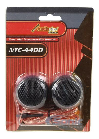 Juego Mini Tweeter Domo Audiopipe Ntc-4400 125 Rms 250 W N-i
