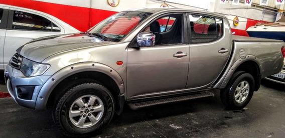 Mitsubishi L 200 2013 Triton Gls 3.2 Turbo Diesel