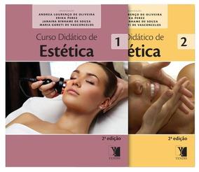 Curso Didático De Estética - 2 Volumes - 2ª Ed. 2014