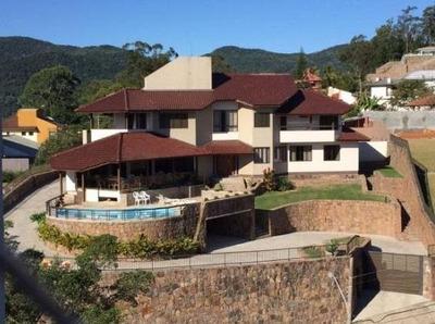 Casa Em João Paulo, Florianópolis/sc De 470m² 4 Quartos À Venda Por R$ 2.750.000,00 Ou Para Locação R$ 12.000,00/mes - Ca181439