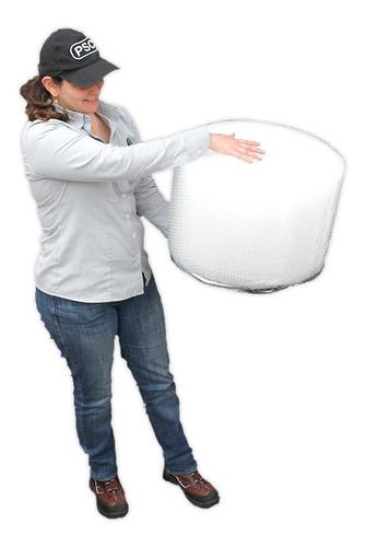 E Rollo Plástico Burbuja De 30cm X 50 Metros