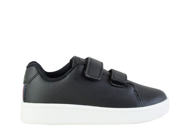 Zapatillas Topper Capitan Bebés Black Urbanas